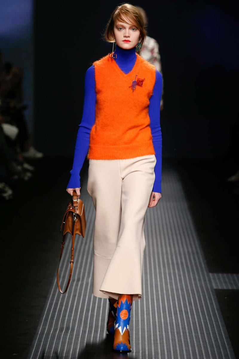 MSGM Ready to Wear FW 2015 MFW (14)