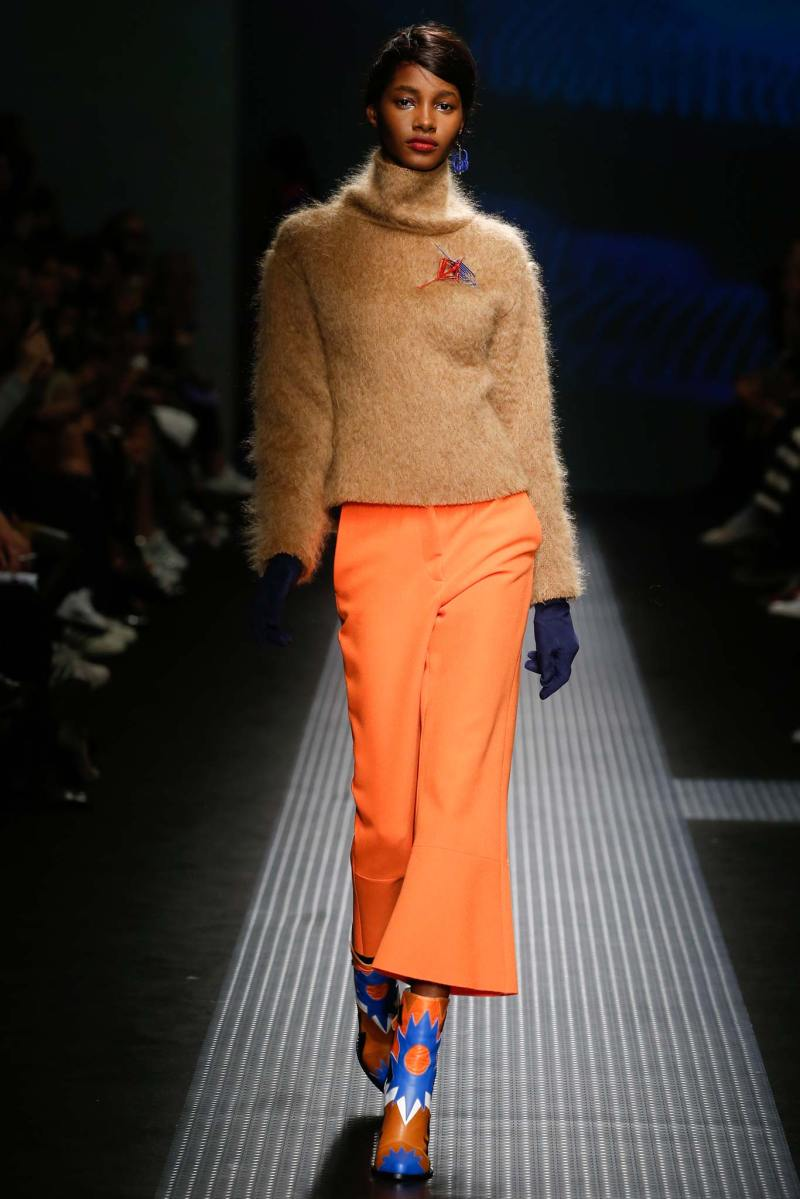 MSGM Ready to Wear FW 2015 MFW (20)