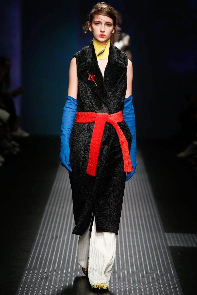MSGM Ready to Wear FW 2015 MFW (37)