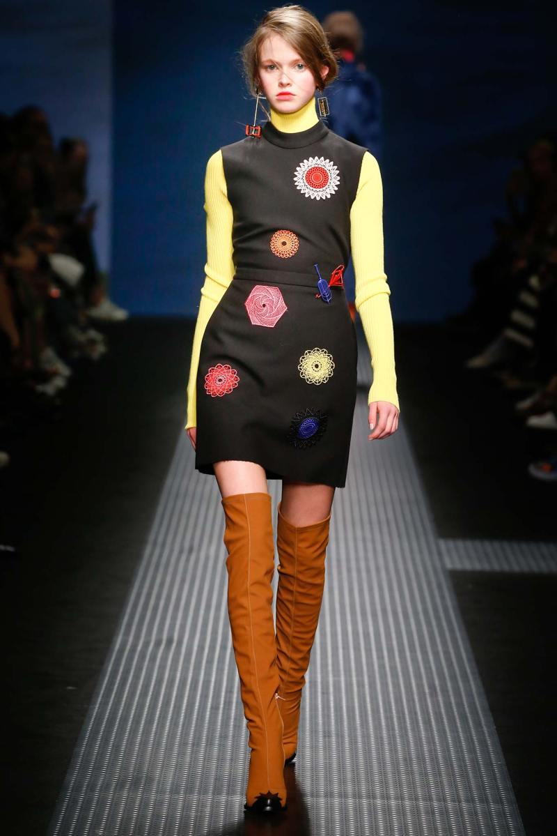 MSGM Ready to Wear FW 2015 MFW (38)