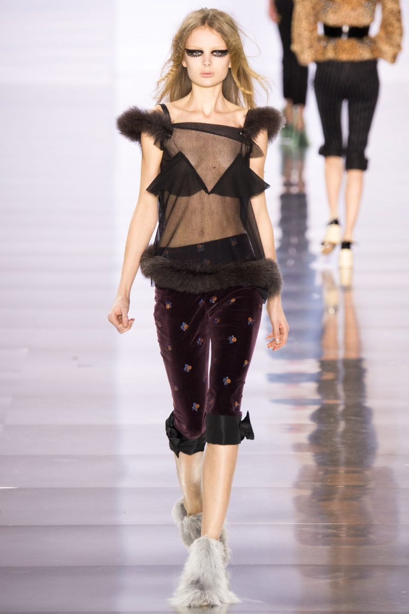 Maison Margiela Ready to Wear FW 2015 PFW (30)