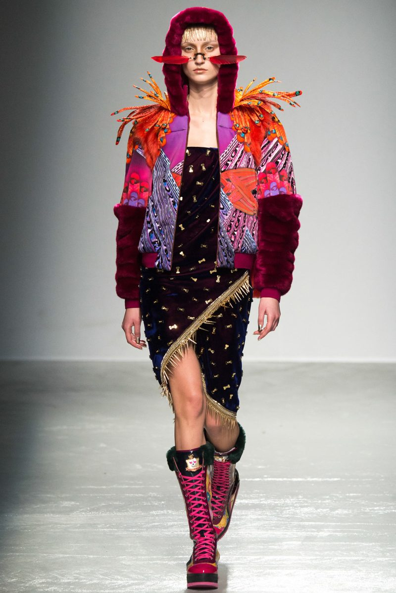 Manish Arora Ready to Wear FW 2015 PFW (14)