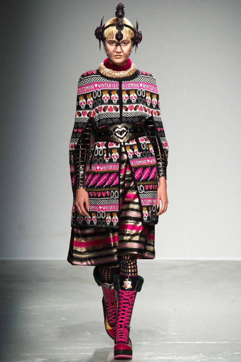 Manish Arora Ready to Wear FW 2015 PFW (19)