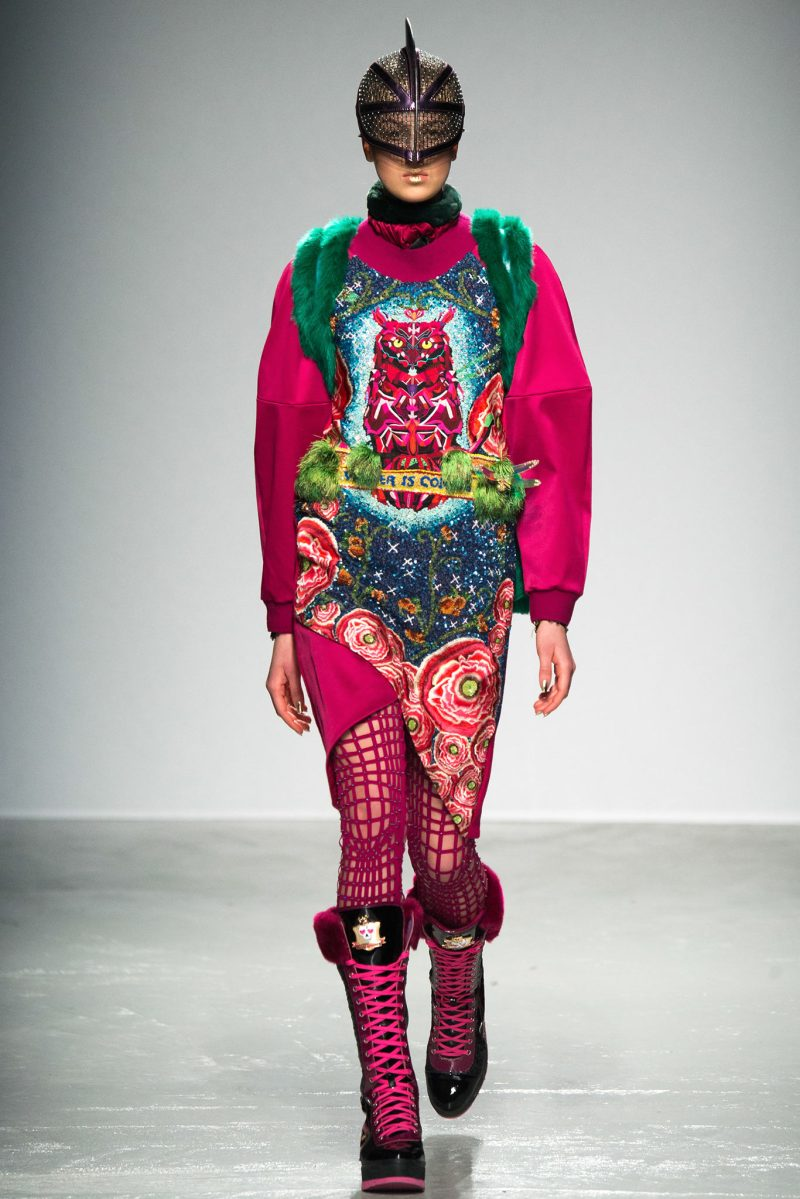 Manish Arora Ready to Wear FW 2015 PFW (2)