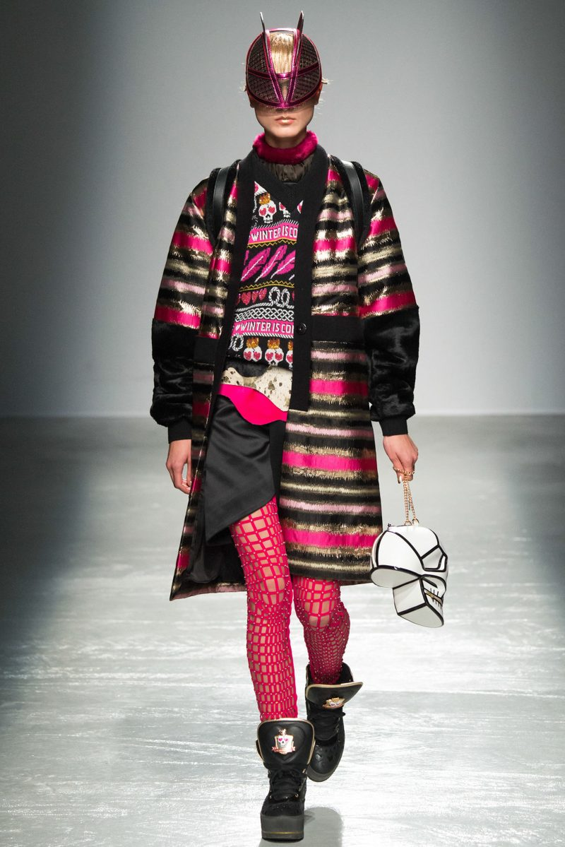 Manish Arora Ready to Wear FW 2015 PFW (21)