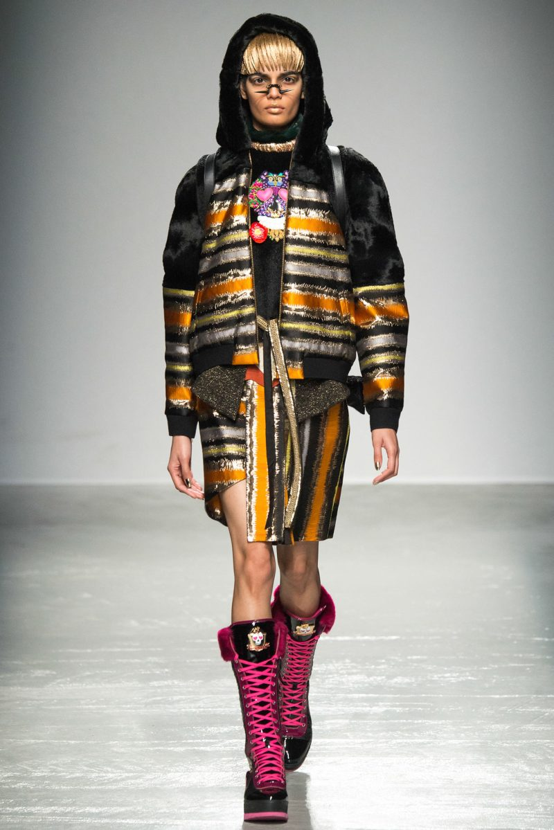 Manish Arora Ready to Wear FW 2015 PFW (22)