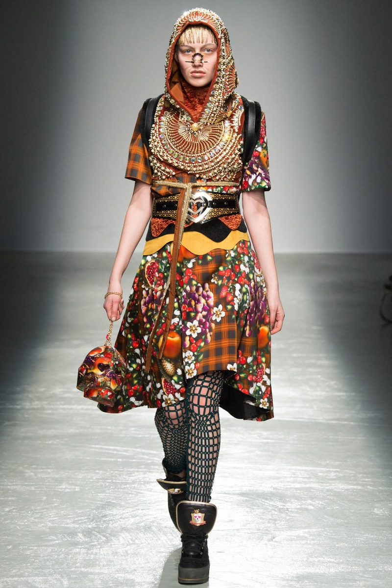 Manish Arora Ready to Wear FW 2015 PFW (24)
