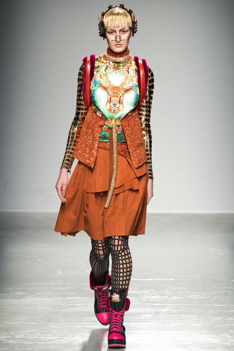 Manish Arora Ready to Wear FW 2015 PFW (25)