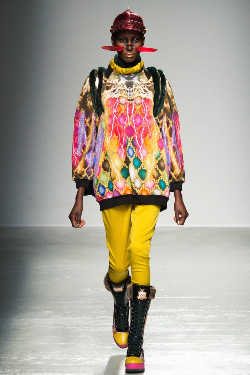 Manish Arora Ready to Wear FW 2015 PFW (28)