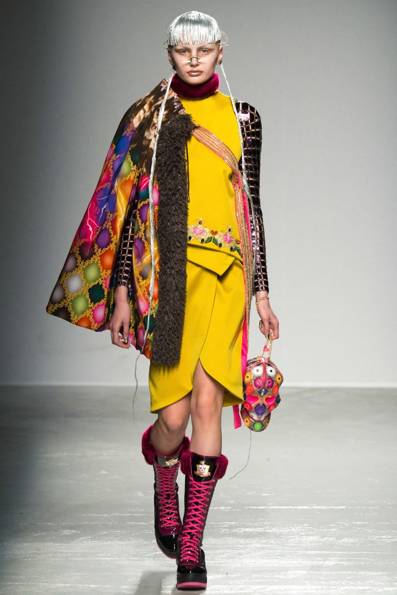 Manish Arora Ready to Wear FW 2015 PFW (29)