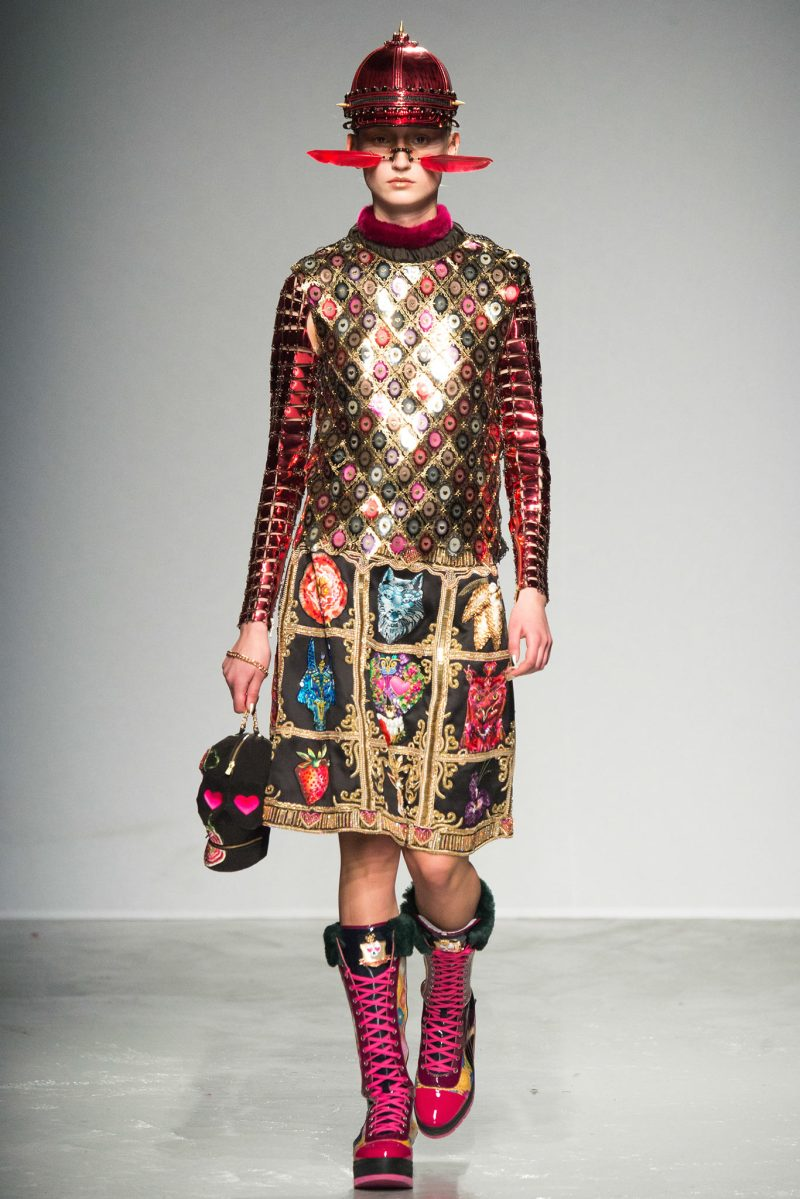 Manish Arora Ready to Wear FW 2015 PFW (37)