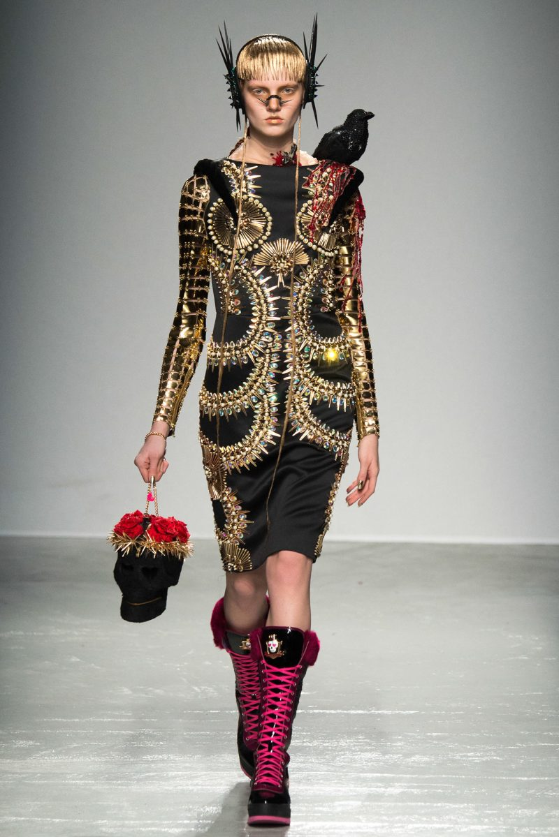 Manish Arora Ready to Wear FW 2015 PFW (41)