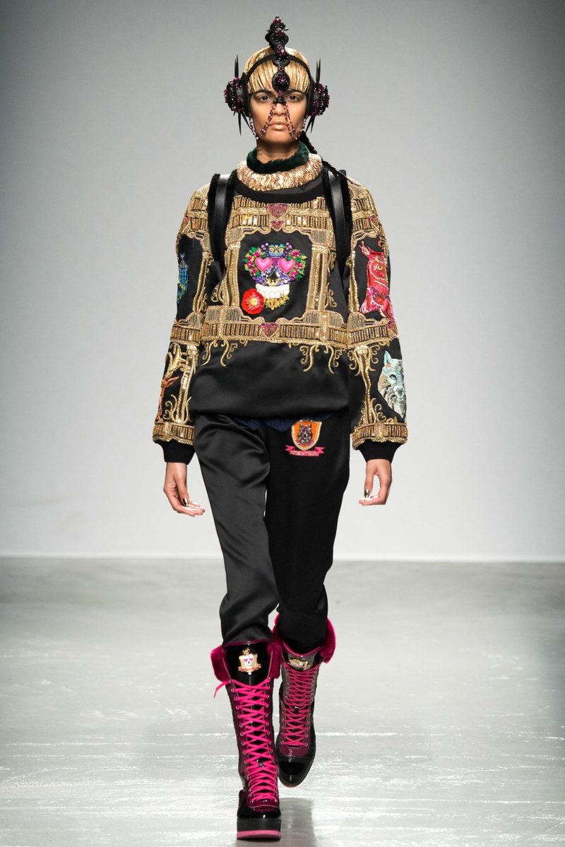 Manish Arora Ready to Wear FW 2015 PFW (43)