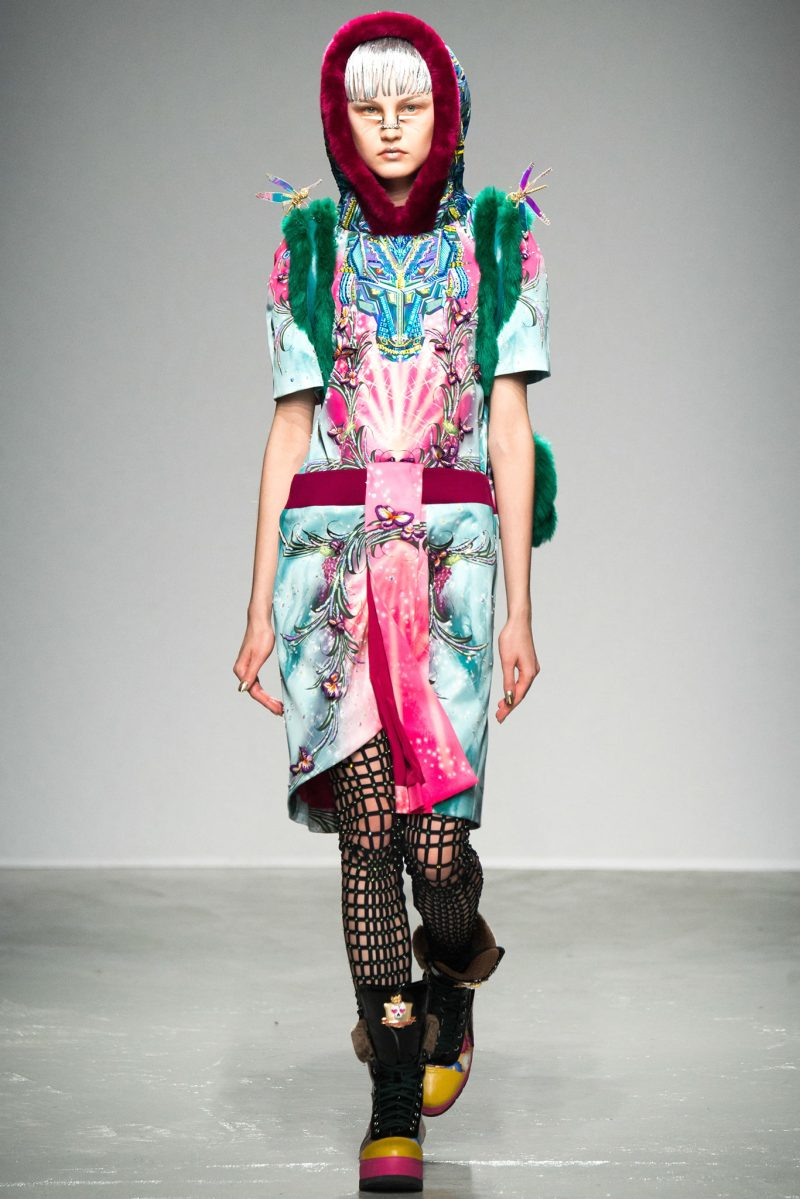 Manish Arora Ready to Wear FW 2015 PFW (8)