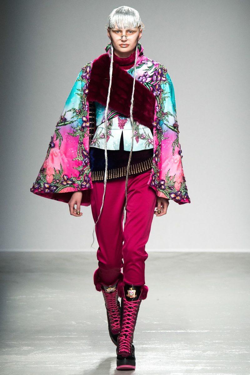 Manish Arora Ready to Wear FW 2015 PFW (9)