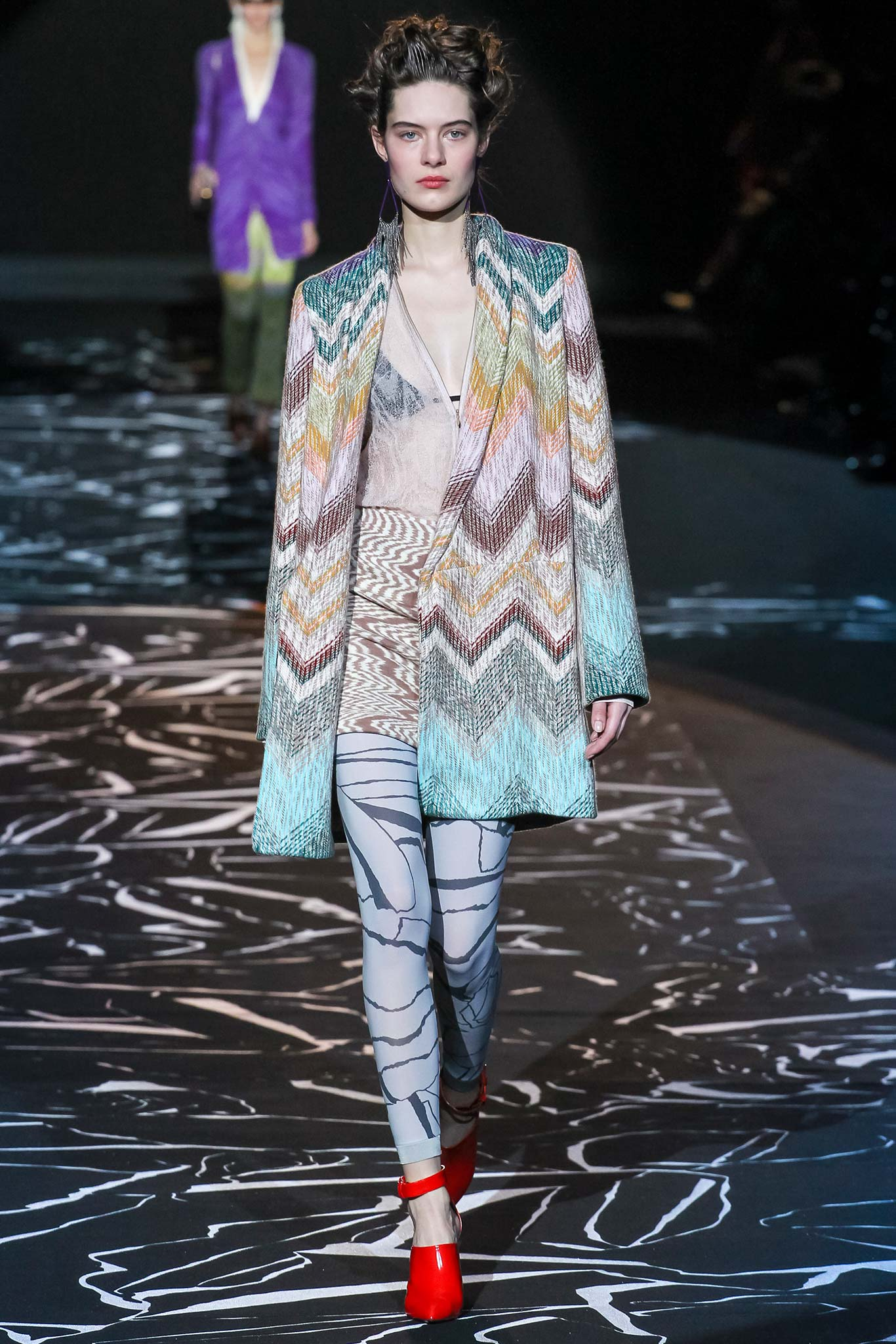 Missoni Ready to Wear F/W 2015 MFW