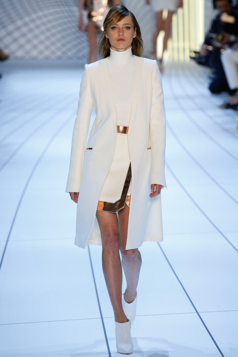 Mugler Ready to Wear FW 2015 PFW (15)