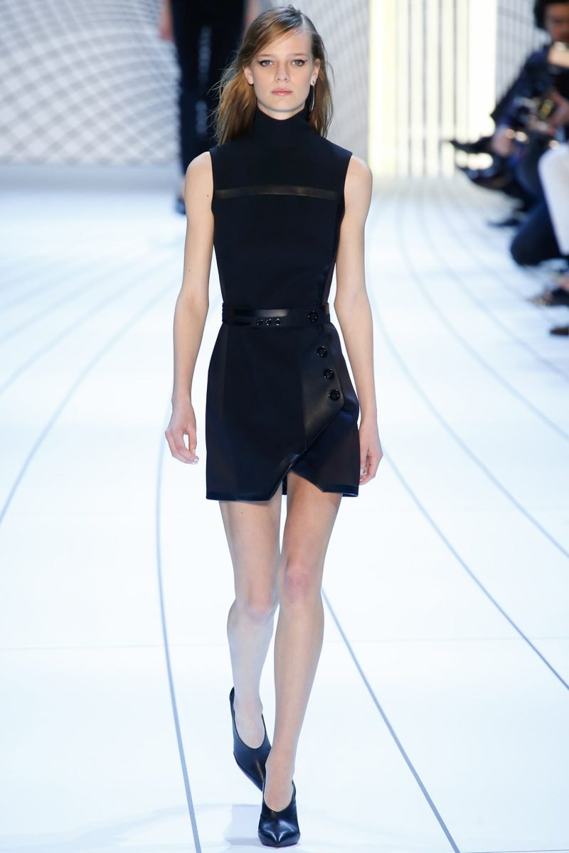 Mugler Ready to Wear FW 2015 PFW (2)