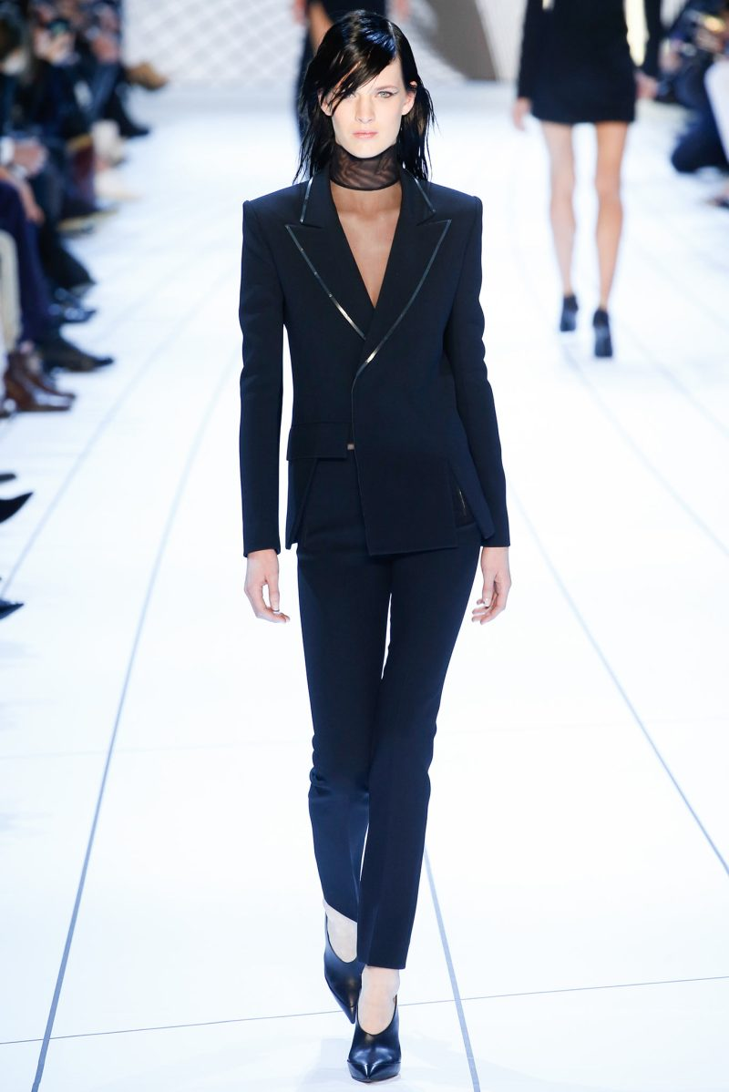 Mugler Ready to Wear FW 2015 PFW (24)