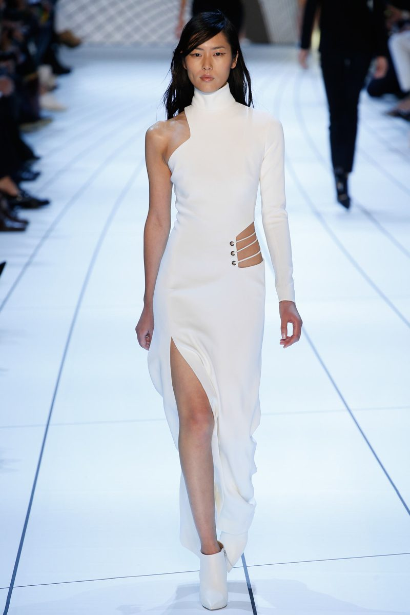 Mugler Ready to Wear FW 2015 PFW (26)