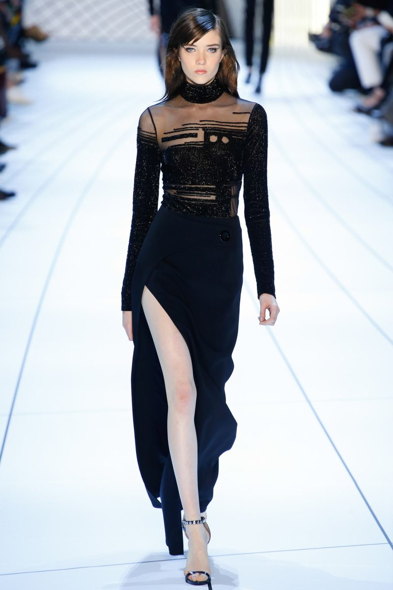 Mugler Ready to Wear FW 2015 PFW (30)