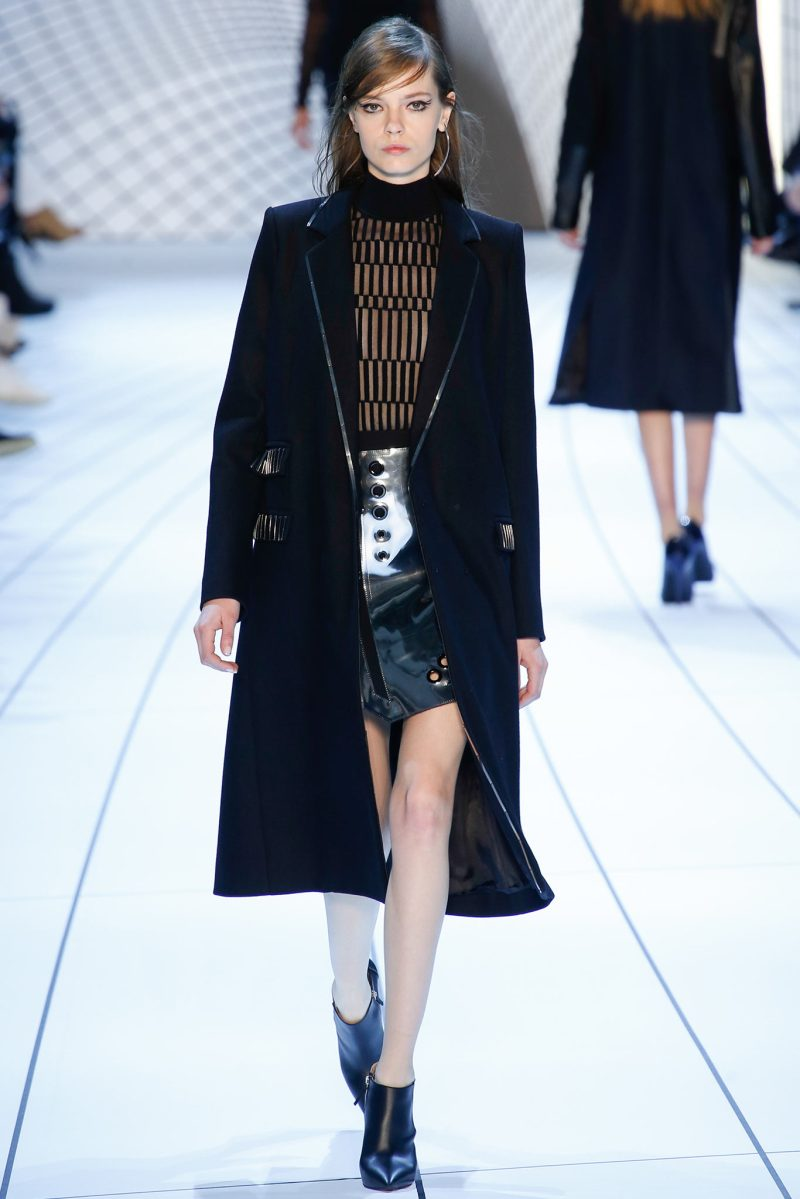 Mugler Ready to Wear FW 2015 PFW (6)