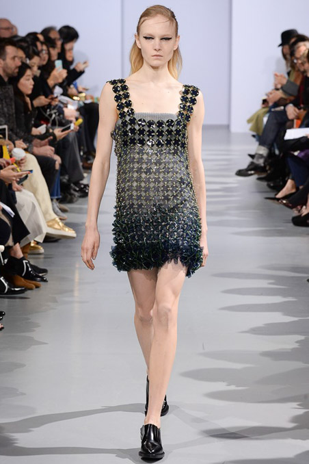 Paco Rabanne Ready to Wear FW 2015 PFW (15)