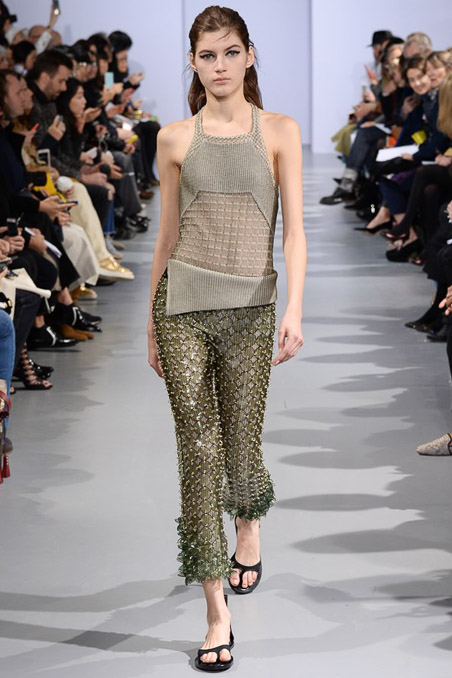 Paco Rabanne Ready to Wear FW 2015 PFW (16)