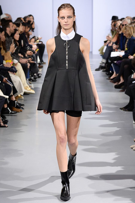 Paco Rabanne Ready to Wear FW 2015 PFW (2)