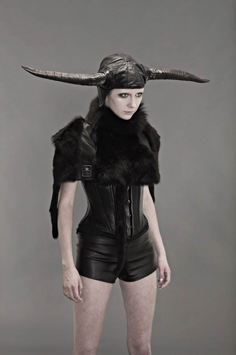 Real RoadKill for Real Couture