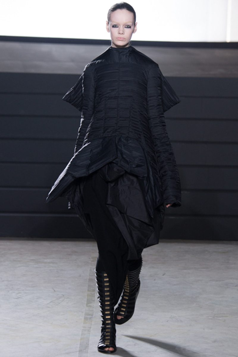 Rick Owens Ready to Wear FW 2015 PFW (16)