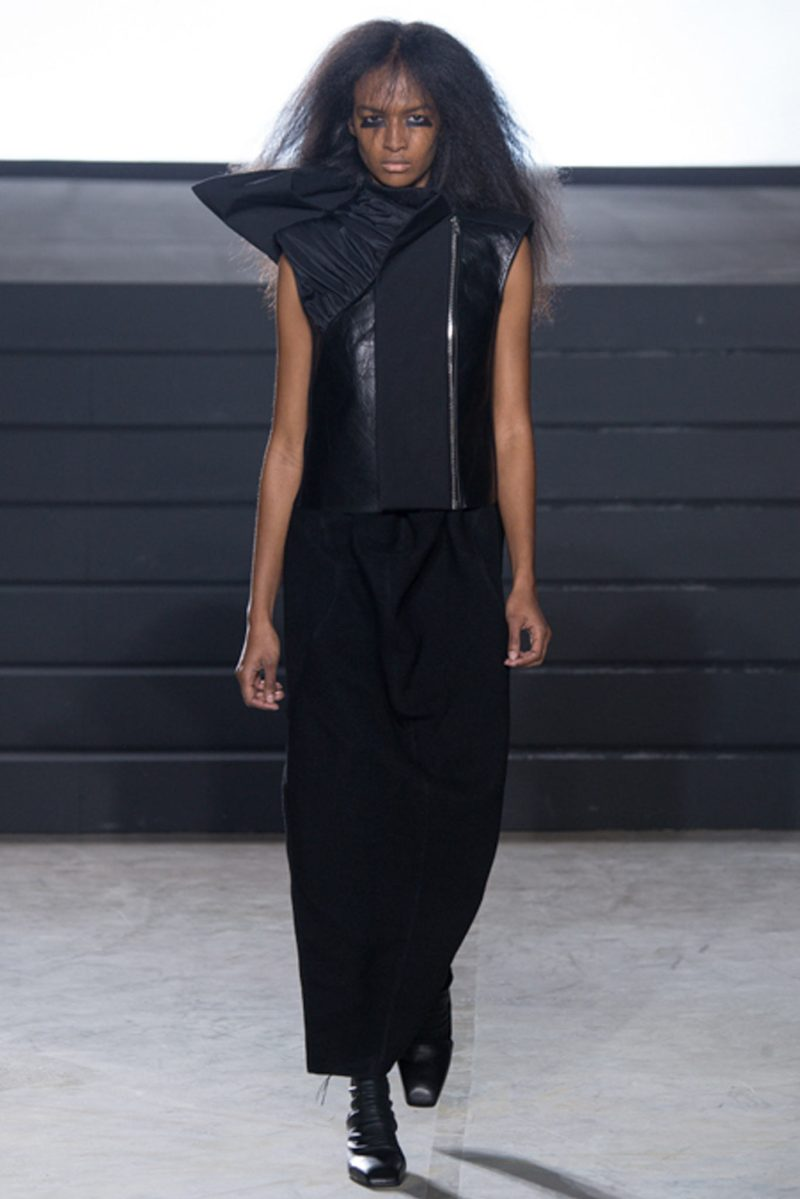 Rick Owens Ready to Wear FW 2015 PFW (21)