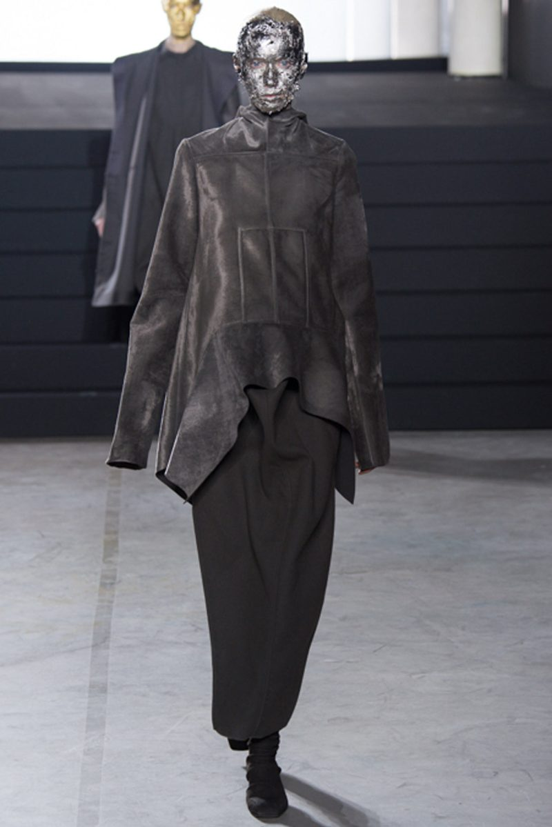 Rick Owens Ready to Wear FW 2015 PFW (5)