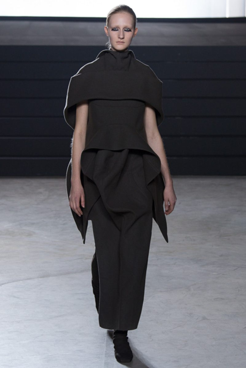 Rick Owens Ready to Wear FW 2015 PFW (7)