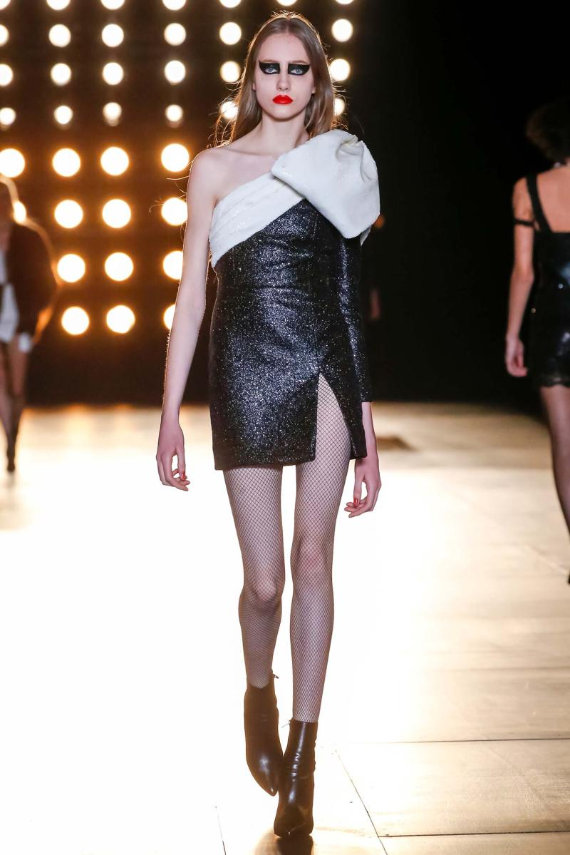 Saint Laurent Ready to Wear FW 2015 PFW (31)