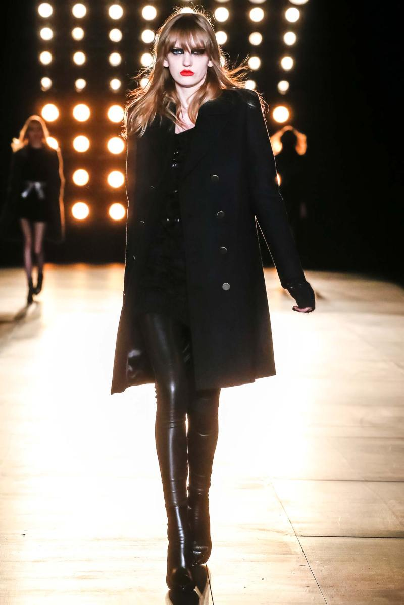 Saint Laurent Ready to Wear FW 2015 PFW (35)