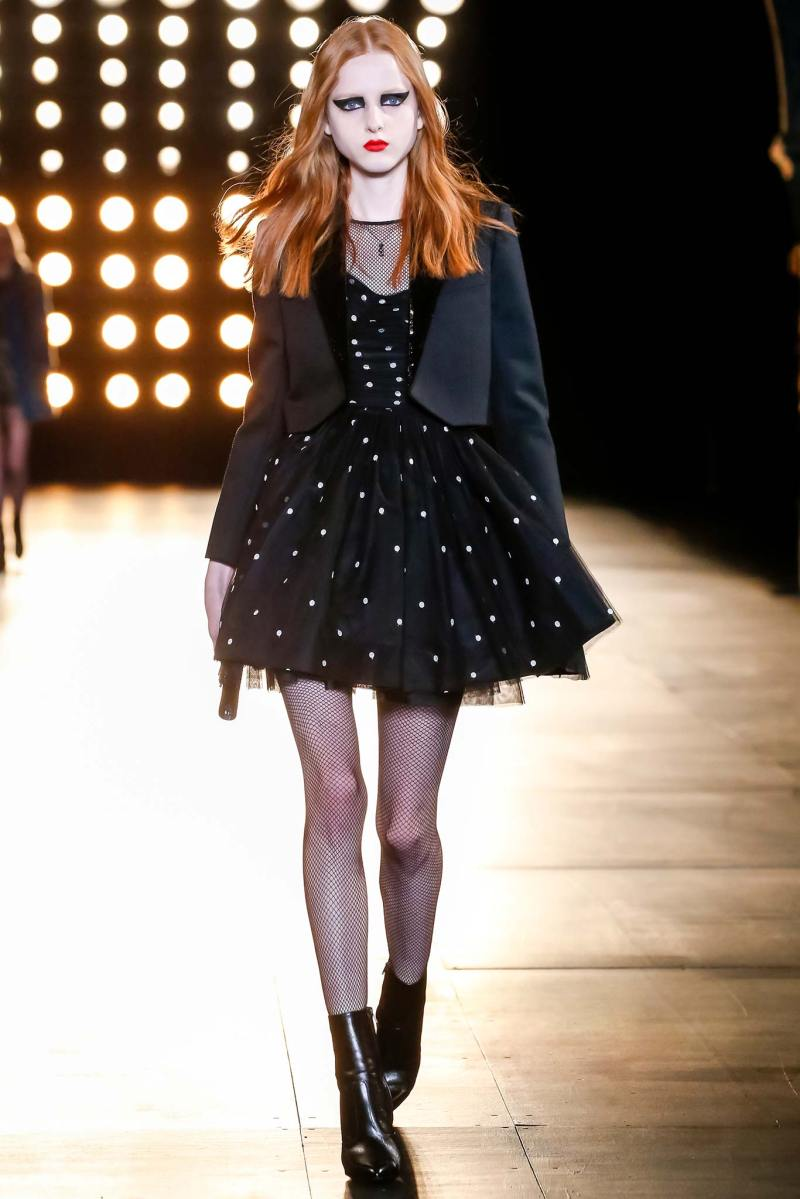 Saint Laurent Ready to Wear FW 2015 PFW (39)