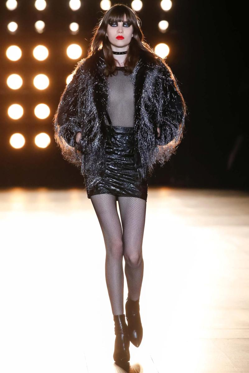 Saint Laurent Ready to Wear FW 2015 PFW (5)