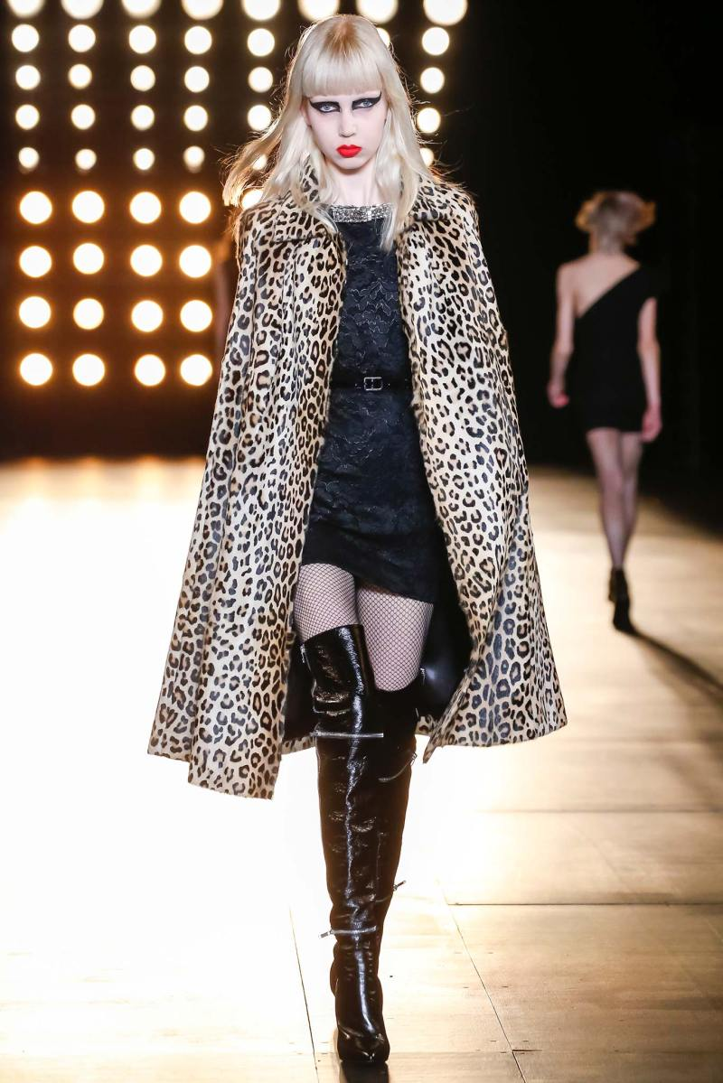 Saint Laurent Ready to Wear FW 2015 PFW (56)