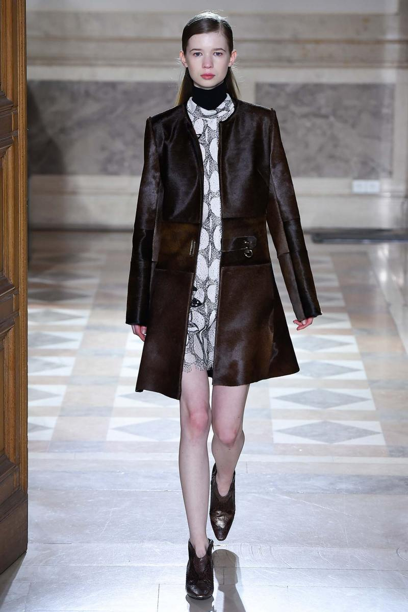 Sharon Wauchob Ready to Wear FW 2015 PFW (15)