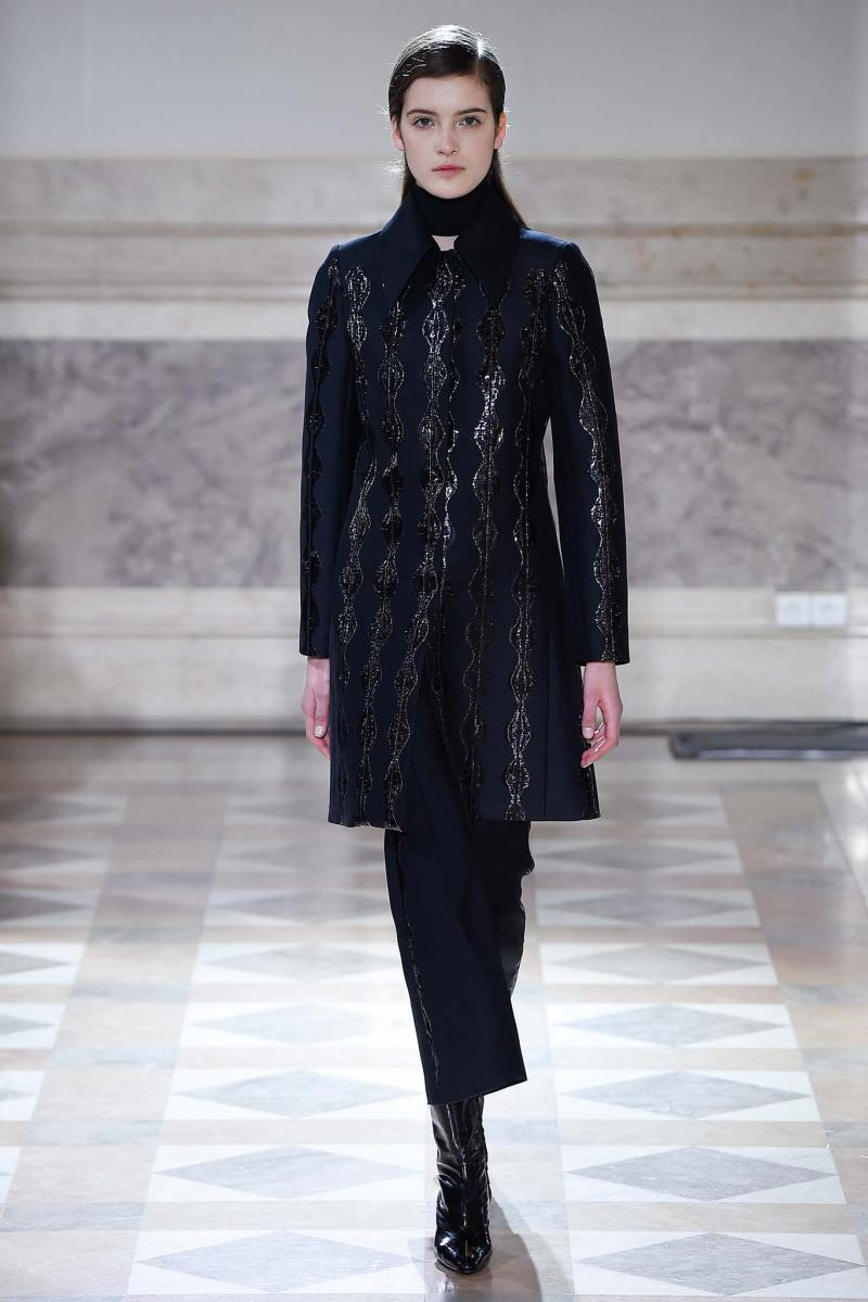 Sharon Wauchob Ready to Wear FW 2015 PFW (33)