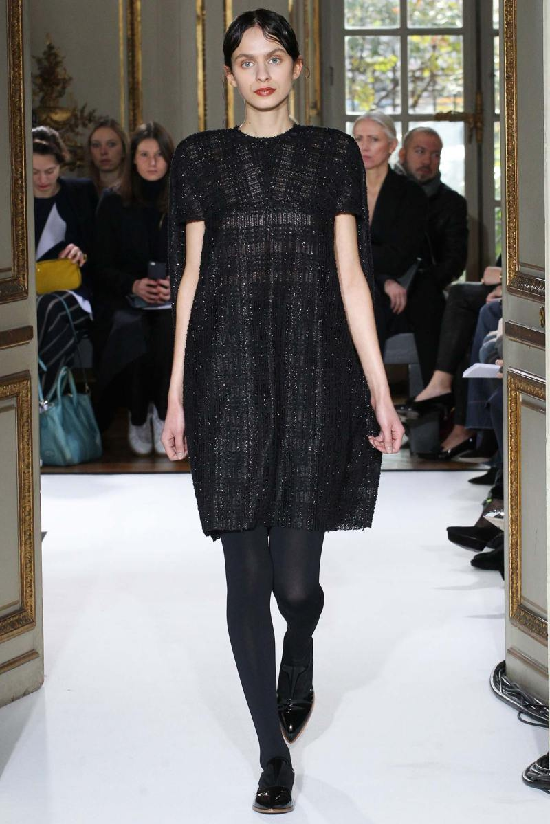Talbot Runhof Ready to Wear FW 2015 PFW (5)