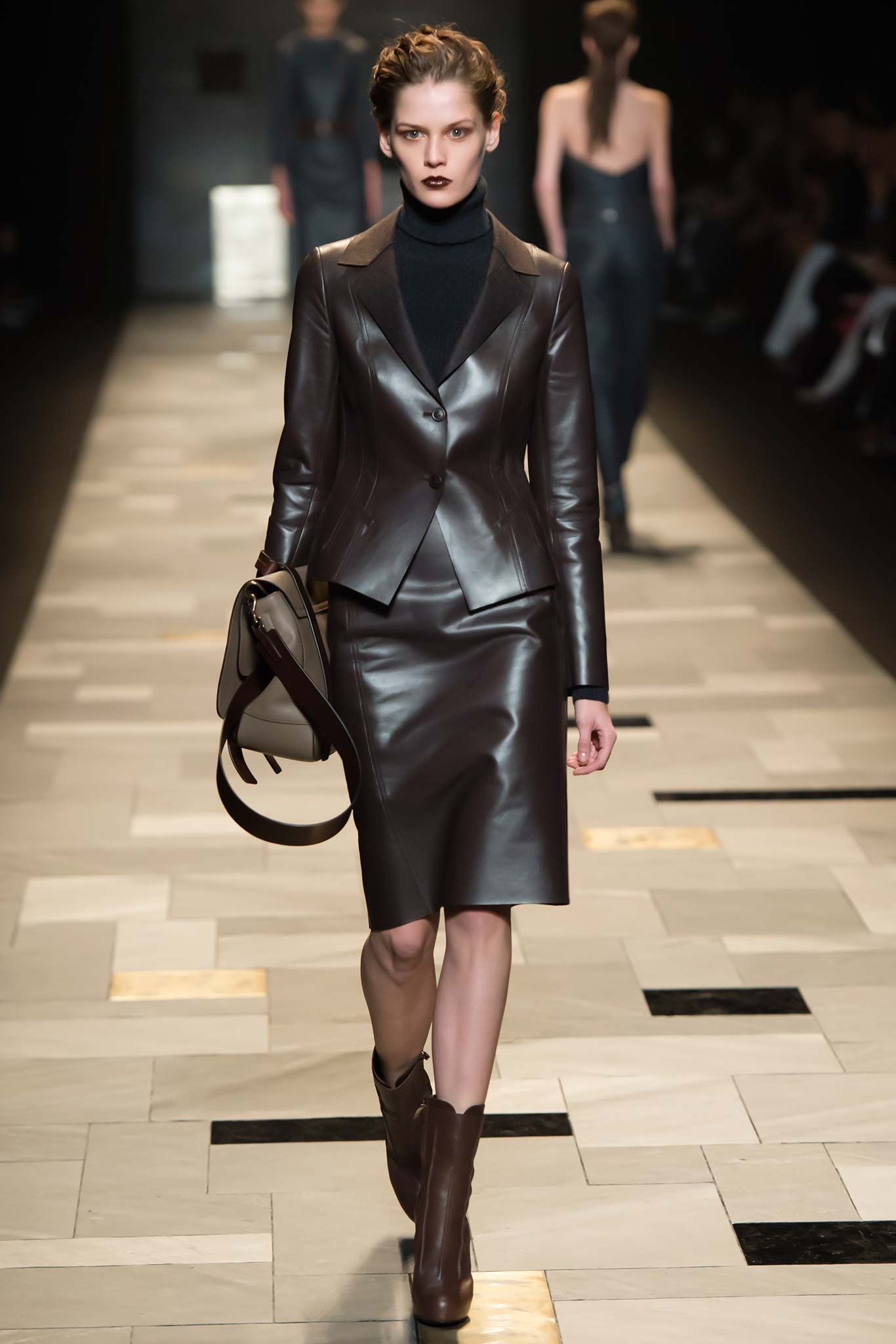 Trussardi Ready to Wear F/W 2015 MFW