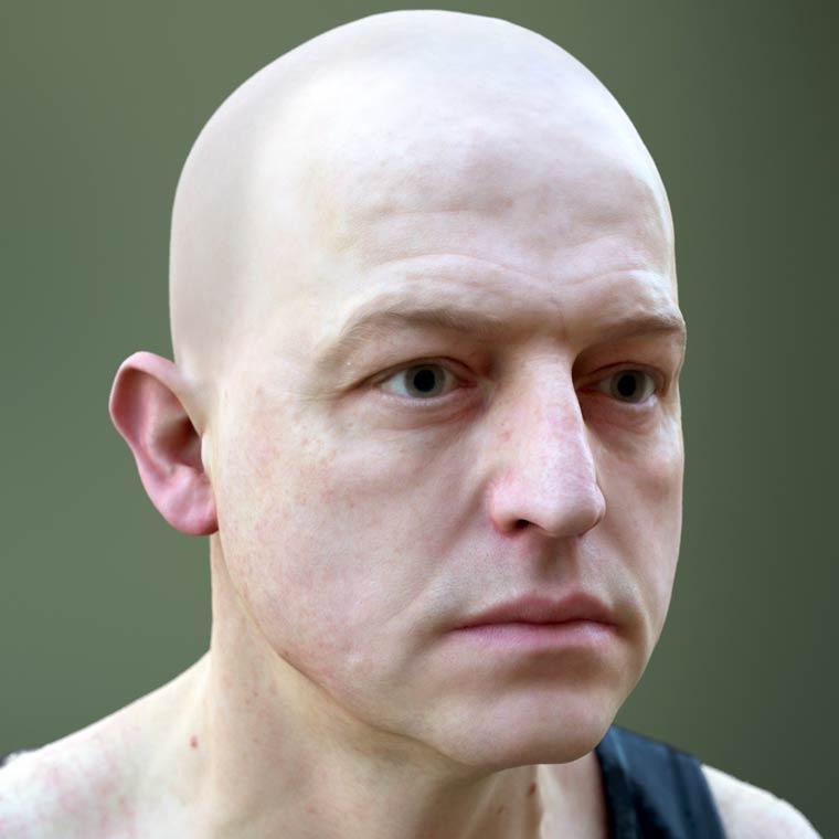 Deformed Portraits by artist Lee Griggs (6)