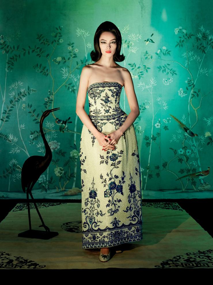 Fei Fei Sun by Steven Meisel (3)