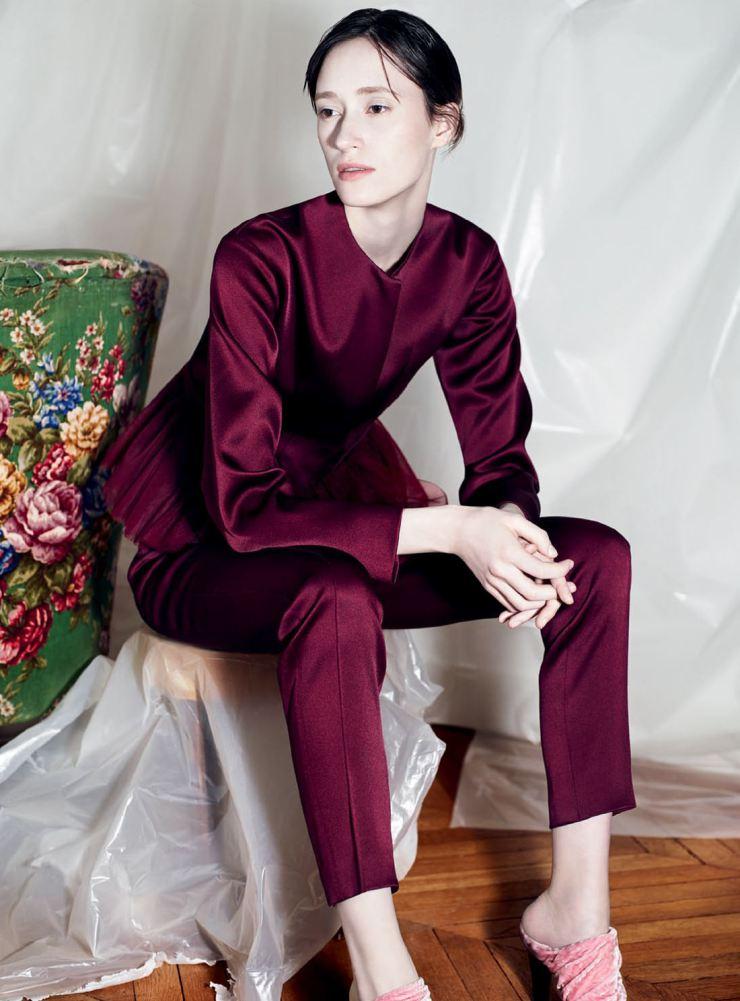 Helena Severin by photographer Catherine Servel