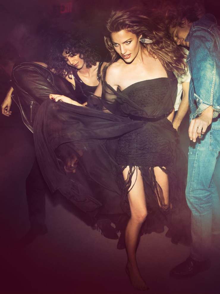 High Fashion Turnt by photographers Inez van Lamsweerde & Vinoodh Matadin (4)