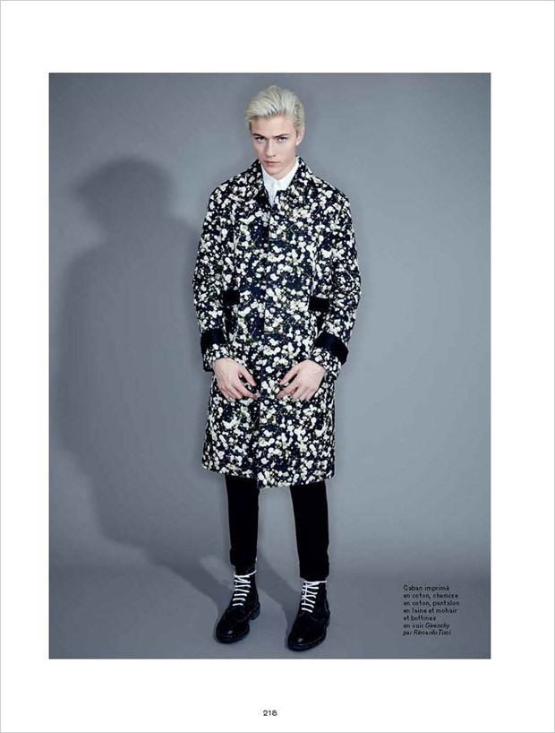 Lucky Blue by Andrew Hail for L'Officiel Hommes (16)