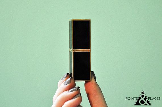 Vintage Lipstick Flash Drives