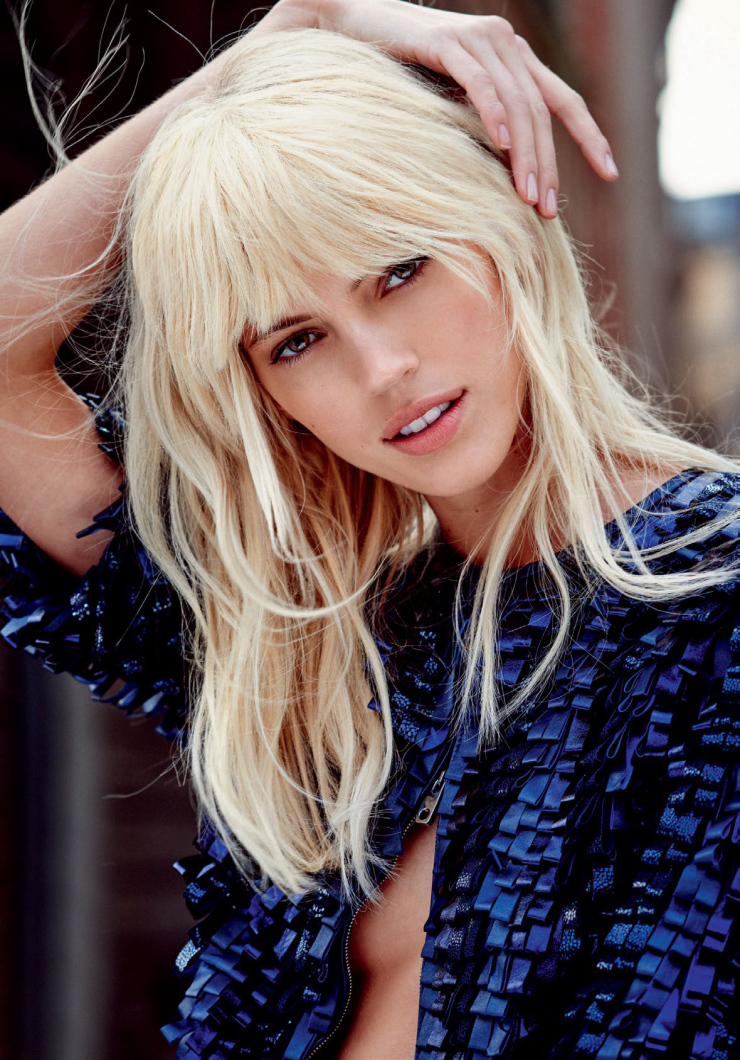 Devon Windsor by photographer Nicole Heiniger